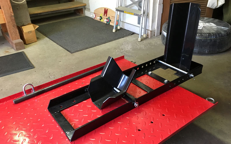 Lift Table Modifications